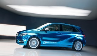 Electric Drive To Be Sole Mercedes-Benz B Class Model In U.S. | Amazing Autos | Scoop.it