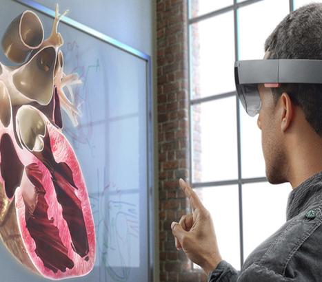 Realidad mixta: ¿a las puertas de una revolución en la medicina? - Nobbot   ENFERMERIA   Scoop.it