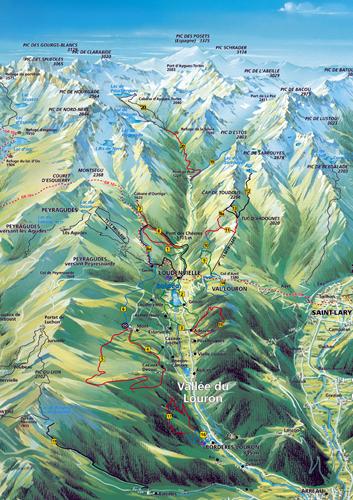 station_de_randonnee - Vacances à la Montagne, Vallée du Louron - Hautes Pyrénées | Balades, randonnées, activités de pleine nature | Scoop.it