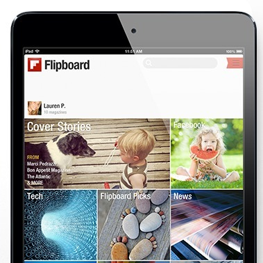 Flipboard - To create and share magazines | Tools for Teachers | Scoop.it