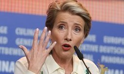 Emma Thompson: I do not want to die before closing the pay gap | Letters | critical reasoning | Scoop.it