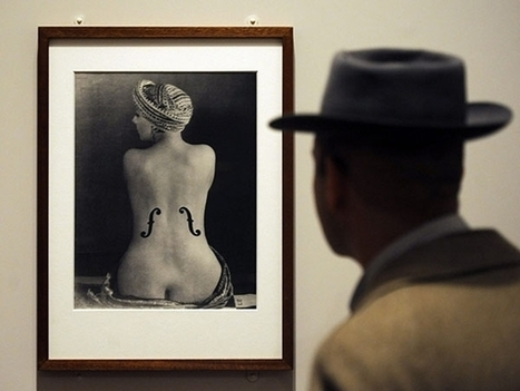 Los retratos de las musas de Man Ray, en una muestra en Londres - InfoBAE.com | el mundo surrealista | Scoop.it