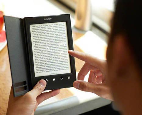 Stéphanie Lang, Sony : pas de liseuse avec éclairage intégré en vue | Tablettes et liseuses électroniques | Scoop.it