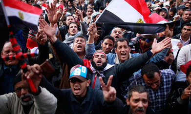 Egyptian intellectuals propose alternative constitution stressing freedoms - Ahram Online | art as the best way to freedom | Scoop.it