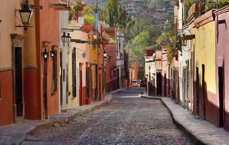 Pueblos mágicos ¿de exportación? - Querido México (blog)   Arte y cultura en Mesoamérica, México colonial y revolucionario   Scoop.it