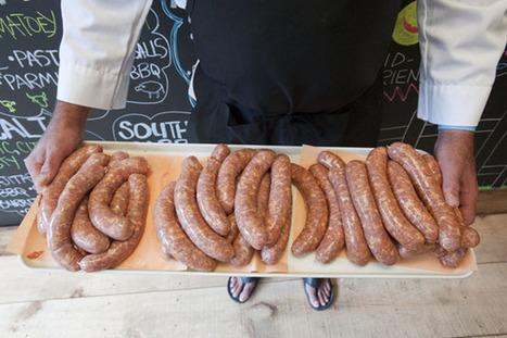 New Junction butcher boasts 16 varieties of marinade | food | Scoop.it