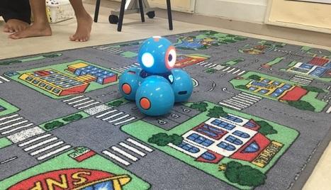 Enseigner avec les robots à l'école maternelle | Développement des compétences numériques en Europe | Scoop.it