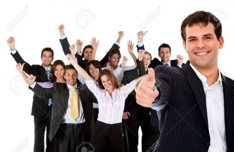 Proyectando éxitos: lo que de verdad hacen los líderes. | Grandes Pymes | Scoop.it