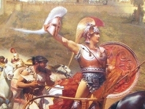 Achilles - Ancient History - HISTORY.com | De Klassieke Oudheid | Scoop.it