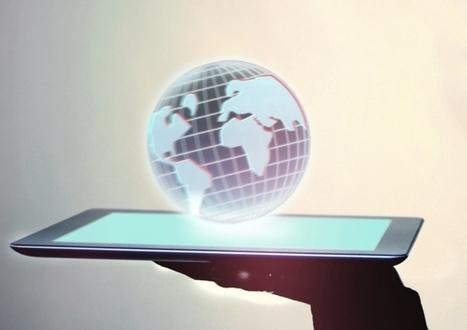 Holographic phones - on the market in five years @investorseurope stock brokers | Middle School Math | Scoop.it