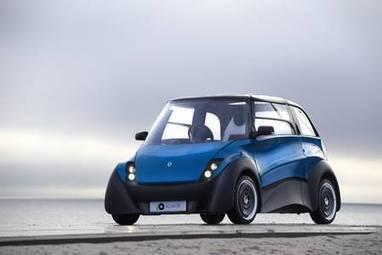 Actualité > La QBeak d'Ecomove, la voiture électrique qui roulera au méthanol | Innovation & Sérendipité | Scoop.it