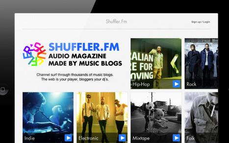 [Chronique] Digital music #45 - FrenchWeb.fr | Art et Culture, musique, cinéma, littérature, mode, sport, danse | Scoop.it