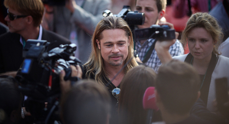 Brad Pitt opens the Moscow International Film Festival - Russia Beyond The Headlines | Film Festivals | Scoop.it