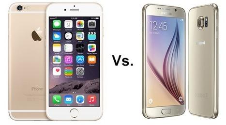 27% des utilisateurs européens de mobile Android sont passés à l'iPhone | Telecom et applications mobiles | Scoop.it