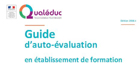 Qualéduc est un outil d'auto-évaluation, évolutif et adaptable destiné à... via @Eduscol | fle&didaktike | Scoop.it