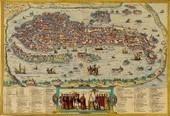 Middeleeuwse steden: wanneer was een plaats een stad? | Kunst en Cultuur: Geschiedenis | Leven in de Middeleeuwen | Scoop.it
