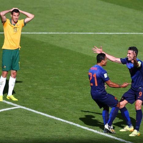 World Cup 2014: Netherlands beat Socceroos 3-2 despite Tim Cahill wonder goal - ABC Online | socceroos | Scoop.it