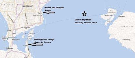 8 divers rescued by fluke of Bali fishing boat skipper - msnbc.com (blog)   ScubaObsessed   Scoop.it