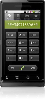 55 códigos secretos para celulares Android | Todo sobre Android | Scoop.it