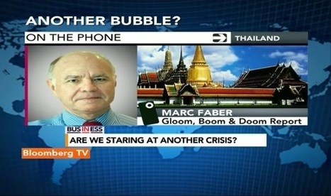 Rajan Right In Warning Of A Crisis: Marc Faber - BTvIn | Economy and Investments | Scoop.it