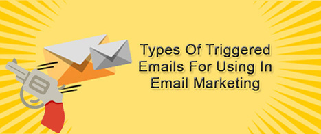 Types Of Triggered Emails For Using In Email Marketing | AlphaSandesh Email Marketing Blog | best email marketing Tips | Scoop.it
