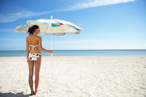 9 Ways to Enjoy the Sun and Have Healthy, Youthful Skin | Beauty Sleep | Scoop.it