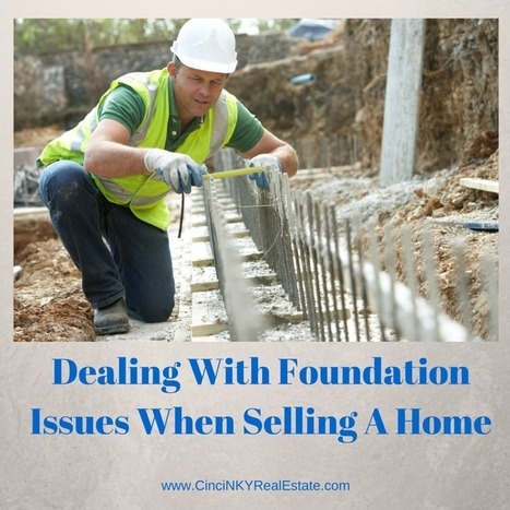 Dealing With Foundation Issues When Selling A Home - Cincinnati and Northern Kentucky Real Estate | Real Estate | Scoop.it