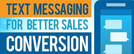 3 Tips for Leveraging Text Messaging in Insurance Sales @VirtualVFG | Insurance and social media marketing | Scoop.it