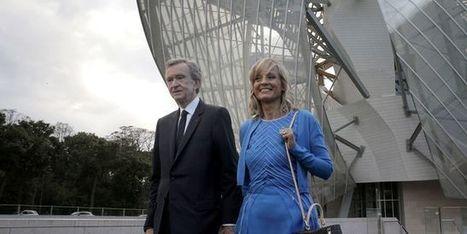 Fondation Louis Vuitton : le mécénat d'entreprise sans la générosité | Coupures de presse | Scoop.it