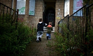 UK child poverty targets are 'impossible' to reach | Heal the world | Scoop.it