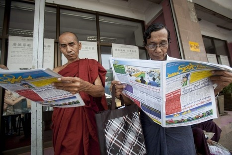 Freedom of the press returns to Myanmar after 50 years - NBCNews.com (blog) | Global Press Freedom | Scoop.it