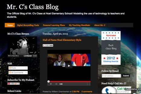 Mr. C's Class Blog | Blogging i skolen | Scoop.it