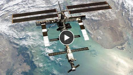 De la vie dans l'espace ? Des cosmonautes trouvent du plancton accroché à l'ISS | Mars et astronomie | Scoop.it