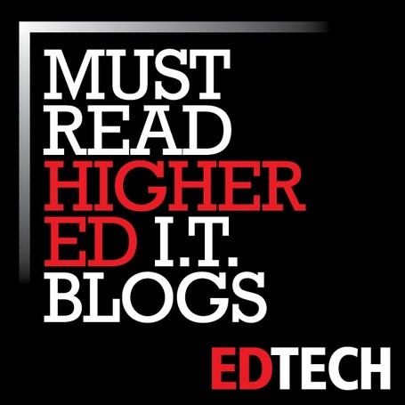 50 Must-Read Higher Education Technology Blogs | My Gems | Scoop.it