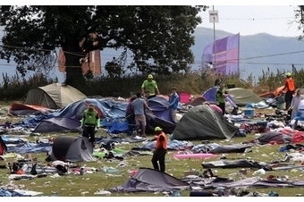 Festivalgoers to be canvassed on green question | Arts and humanities research | Scoop.it