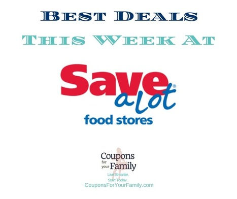 Save A Lot Ad Deals Dec 3-9:  $0.49 Progresso Soup, $1.24 Kraft Real Mayo & more | Grocery List Savings | Scoop.it