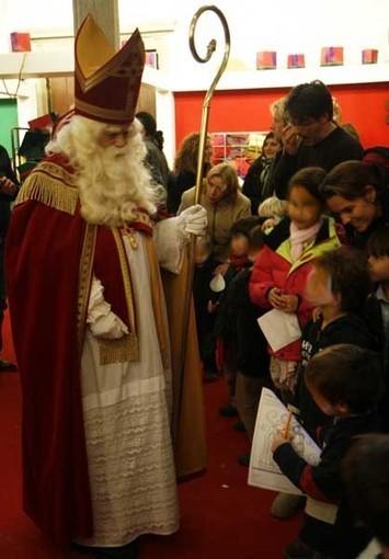 San Nicolás, el Papá Noel holandés que vive en España | Viaja por España | Scoop.it