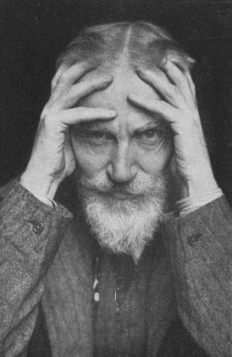 Top 10 facts about George Bernard Shaw | literature | Scoop.it