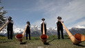 TV5Video.ca - Par avion - Suisse : du Valais au Canton de Vaud | Tourism | Scoop.it