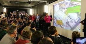 Les 6 projets récompensés lors du premier hackathon sur les drones | Une nouvelle civilisation de Robots | Scoop.it