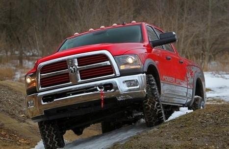 2014 RAM Power Wagon gets added to the Heavy Duty line - eGMCarTech | Gross Vehicle Mass Upgrades | Scoop.it