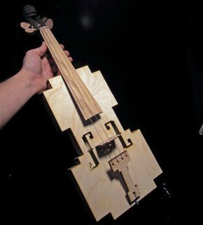 8-bit violin makes real music | Violins | Scoop.it