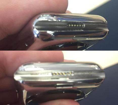 Apple Watch diagnostic port 'smart bands' may be real next year | TechLib | Scoop.it