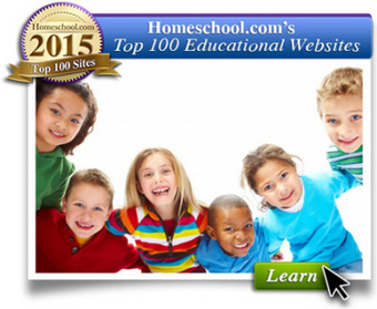 Homeschool.com's Top 100 Educational Websites for 2015 - Homeschooling Articles - Homeschool.com - The #1 Homeschooling Community | Technology and Education Resources | Scoop.it