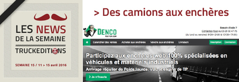Denco-Auction.com - truck Editions | Truckeditions | Scoop.it