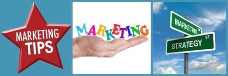 25 Tips for Your Business Marketing Strategy for 2014 | Blogging and Social Media Marketing Tips | Scoop.it