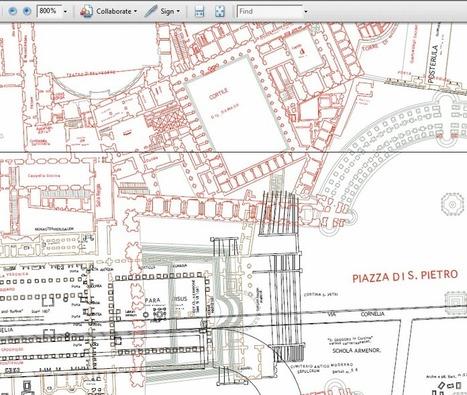 "Online: Free .pdf version of Lanciani's ""Forma Urbis Romae"" | LVDVS CHIRONIS 3.0 | Scoop.it"