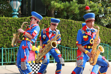 Sounding Out! Podcast #46: Ruptures in the Soundscape of Disneyland | Musiques | Scoop.it
