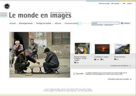 CCDMD - Monde en images (Le) | Ressources d'autoformation dans tous les domaines du savoir | Scoop.it