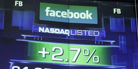Facebook en Bourse : UBS aurait perdu 350 millions de dollars | Digital Think | Scoop.it